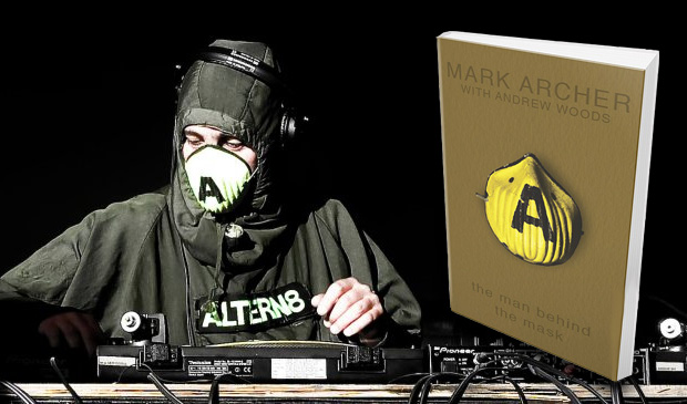 Mark Archer - The Man Behind The Mask