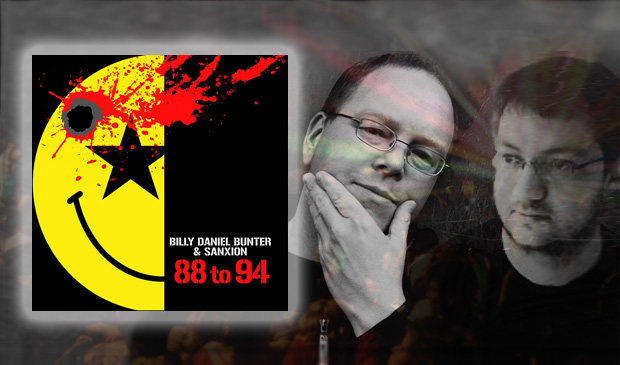 "88 to 94 - Billy ""Daniel"" Bunter & Sanxion (Review)"