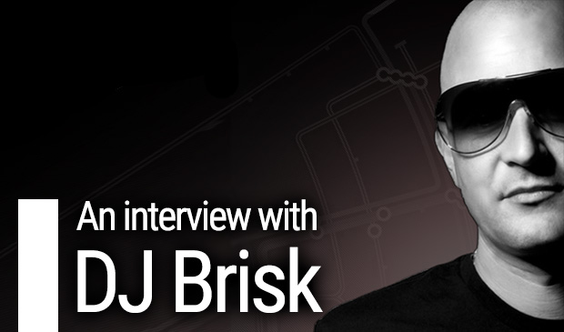 An Interview with DJ Brisk