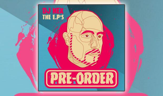 """Mark Archer on """"DJ Nex - The EPs"""" (Interview)"""