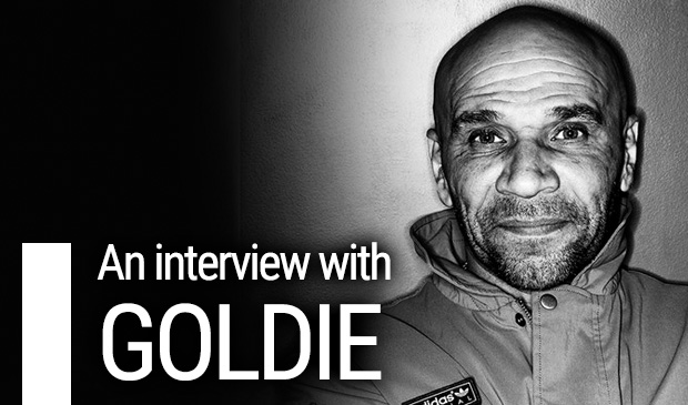 An Interview With... GOLDIE