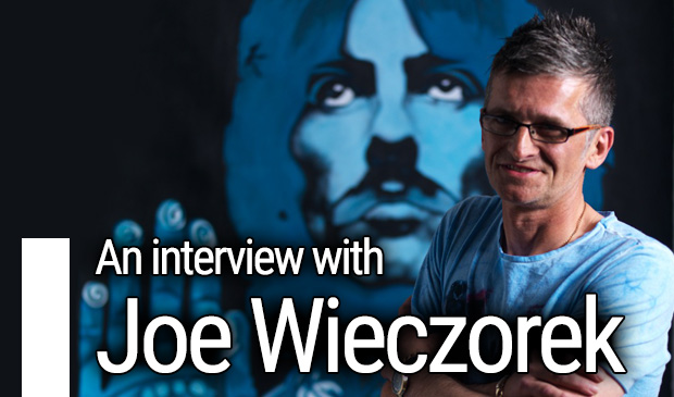An Interview with... Joe Wieczorek