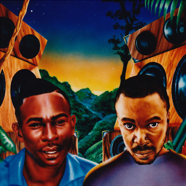 Junior Tomlin's AFROFUTURES Exhibition Opens November 2nd