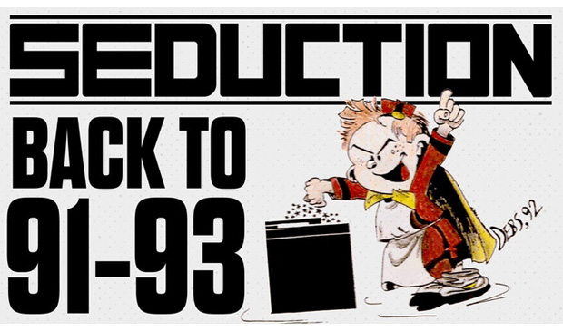 DJ Seduction - Back to 91-93