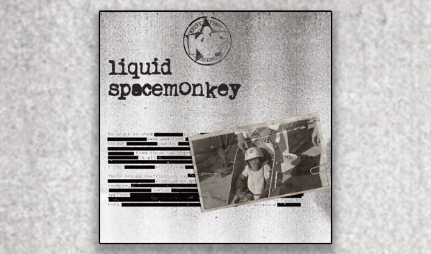Space Monkey - Liquid (Review)