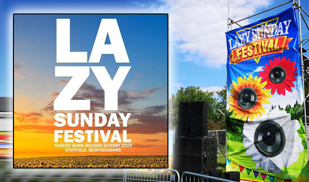 Lazy Sunday Festival 2019 (Event Review)