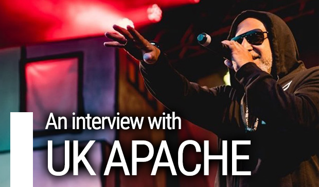 An Interview With UK Apache