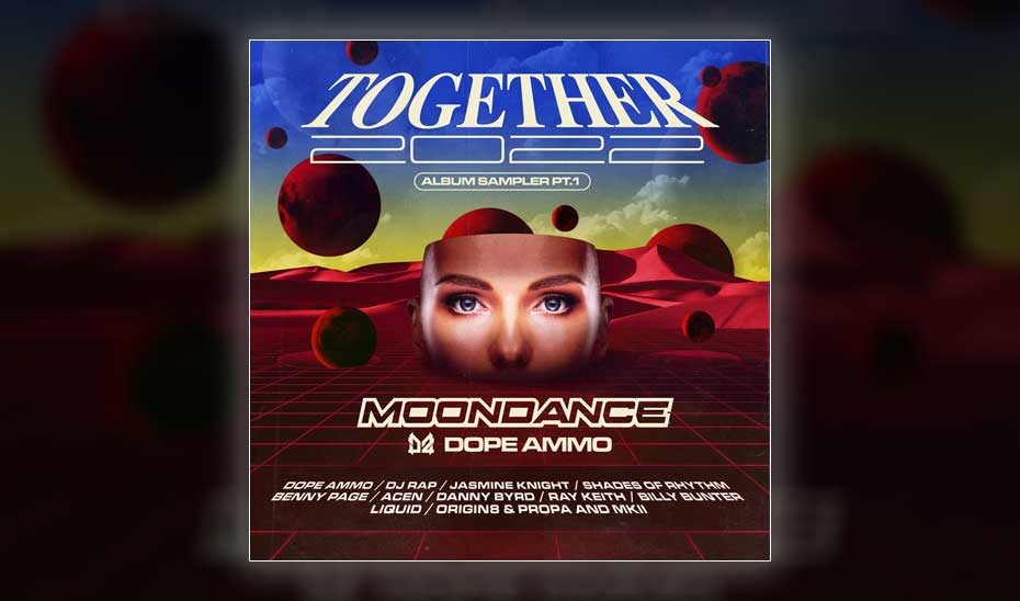 Moondance & Dope Ammo Records Release